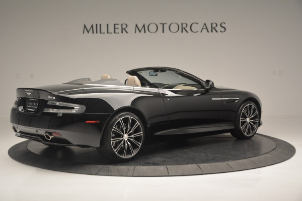 Used 2015 Aston Martin DB9 Volante for sale Sold at Maserati of Westport in Westport CT 06880 8