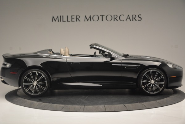Used 2015 Aston Martin DB9 Volante for sale Sold at Maserati of Westport in Westport CT 06880 9