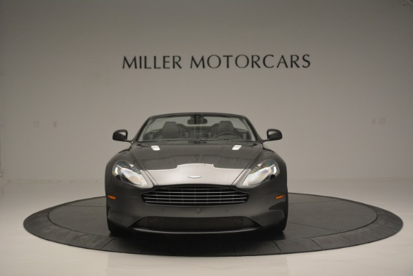 Used 2014 Aston Martin DB9 Volante for sale Sold at Maserati of Westport in Westport CT 06880 12