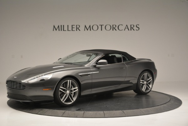 Used 2014 Aston Martin DB9 Volante for sale Sold at Maserati of Westport in Westport CT 06880 14