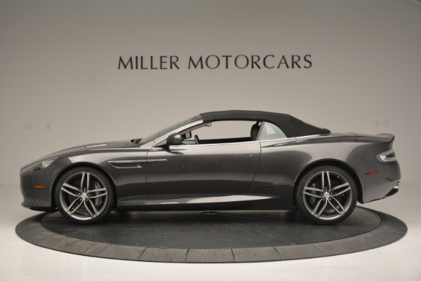 Used 2014 Aston Martin DB9 Volante for sale Sold at Maserati of Westport in Westport CT 06880 15