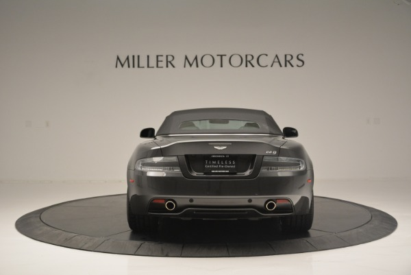 Used 2014 Aston Martin DB9 Volante for sale Sold at Maserati of Westport in Westport CT 06880 18
