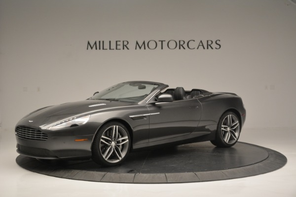 Used 2014 Aston Martin DB9 Volante for sale Sold at Maserati of Westport in Westport CT 06880 2