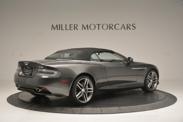 Used 2014 Aston Martin DB9 Volante for sale Sold at Maserati of Westport in Westport CT 06880 20