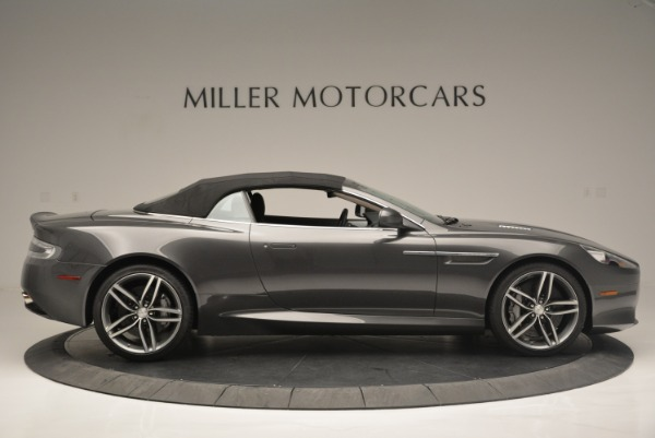 Used 2014 Aston Martin DB9 Volante for sale Sold at Maserati of Westport in Westport CT 06880 21