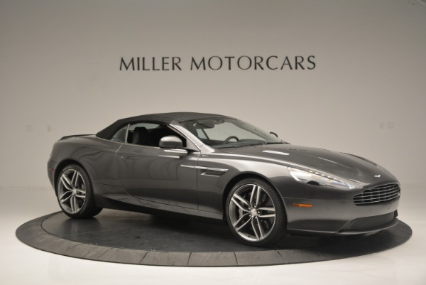 Used 2014 Aston Martin DB9 Volante for sale Sold at Maserati of Westport in Westport CT 06880 22