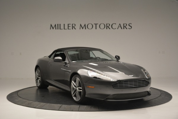 Used 2014 Aston Martin DB9 Volante for sale Sold at Maserati of Westport in Westport CT 06880 23