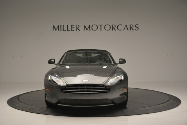 Used 2014 Aston Martin DB9 Volante for sale Sold at Maserati of Westport in Westport CT 06880 24