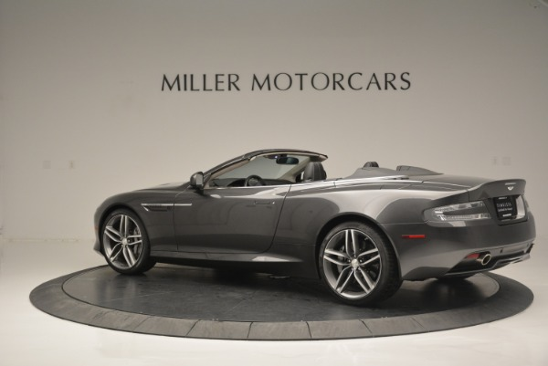 Used 2014 Aston Martin DB9 Volante for sale Sold at Maserati of Westport in Westport CT 06880 4