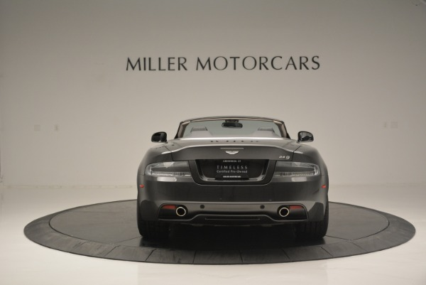 Used 2014 Aston Martin DB9 Volante for sale Sold at Maserati of Westport in Westport CT 06880 6