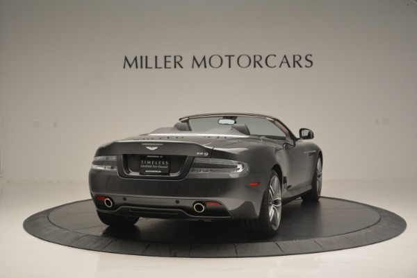 Used 2014 Aston Martin DB9 Volante for sale Sold at Maserati of Westport in Westport CT 06880 7