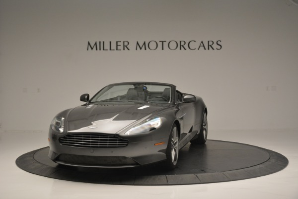 Used 2014 Aston Martin DB9 Volante for sale Sold at Maserati of Westport in Westport CT 06880 1