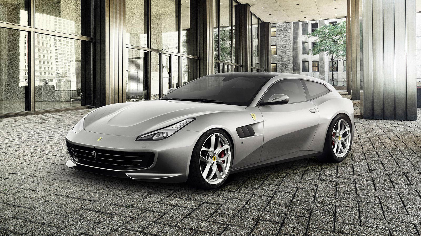 New 2020 Ferrari GTC4LussoT V8 for sale Call for price at Maserati of Westport in Westport CT 06880 1