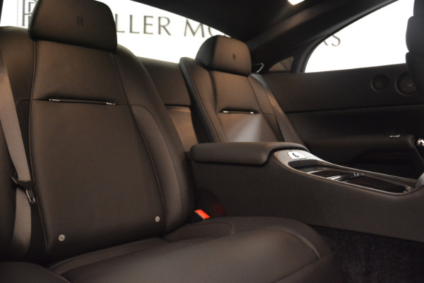 Used 2015 Rolls-Royce Wraith for sale Sold at Maserati of Westport in Westport CT 06880 23