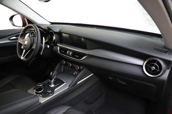 Used 2018 Alfa Romeo Stelvio Sport Q4 for sale Sold at Maserati of Westport in Westport CT 06880 24