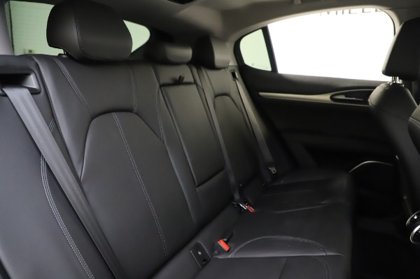 Used 2018 Alfa Romeo Stelvio Sport Q4 for sale Sold at Maserati of Westport in Westport CT 06880 26