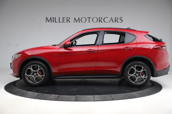 Used 2018 Alfa Romeo Stelvio Sport Q4 for sale Sold at Maserati of Westport in Westport CT 06880 3