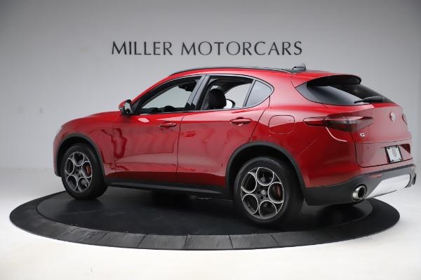 Used 2018 Alfa Romeo Stelvio Sport Q4 for sale Sold at Maserati of Westport in Westport CT 06880 4