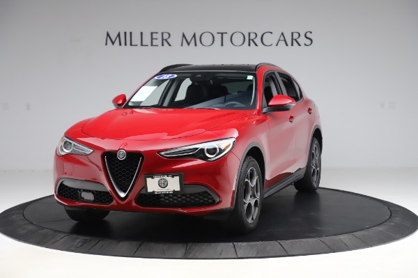 Used 2018 Alfa Romeo Stelvio Sport Q4 for sale Sold at Maserati of Westport in Westport CT 06880 1