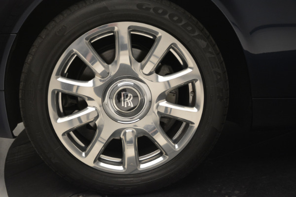 Used 2014 Rolls-Royce Phantom Drophead Coupe for sale Sold at Maserati of Westport in Westport CT 06880 18