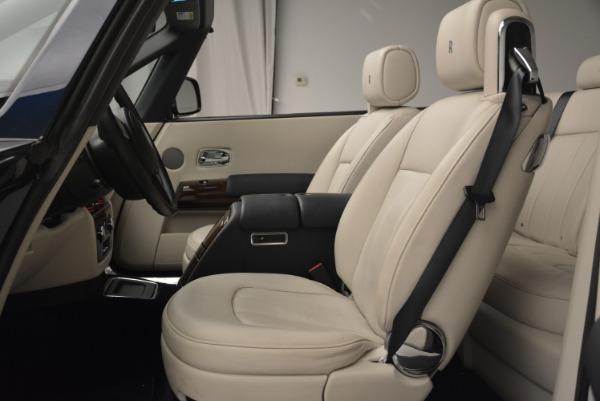 Used 2014 Rolls-Royce Phantom Drophead Coupe for sale Sold at Maserati of Westport in Westport CT 06880 19