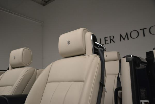 Used 2014 Rolls-Royce Phantom Drophead Coupe for sale Sold at Maserati of Westport in Westport CT 06880 20