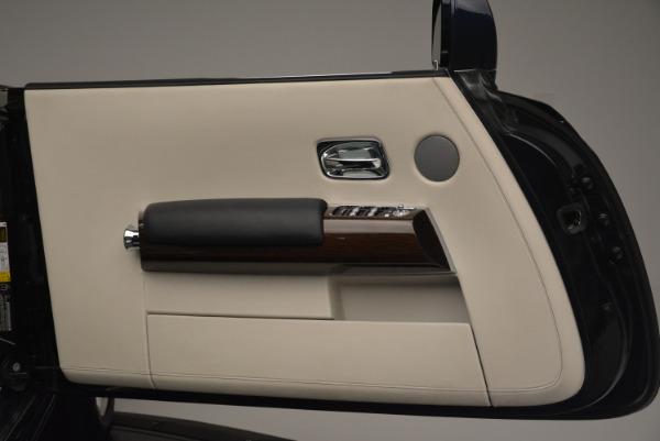 Used 2014 Rolls-Royce Phantom Drophead Coupe for sale Sold at Maserati of Westport in Westport CT 06880 21