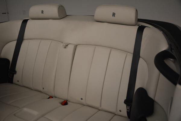 Used 2014 Rolls-Royce Phantom Drophead Coupe for sale Sold at Maserati of Westport in Westport CT 06880 24