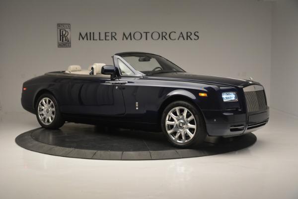 Used 2014 Rolls-Royce Phantom Drophead Coupe for sale Sold at Maserati of Westport in Westport CT 06880 7