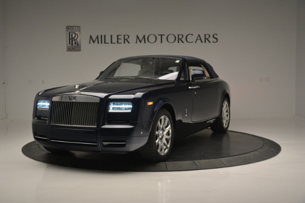 Used 2014 Rolls-Royce Phantom Drophead Coupe for sale Sold at Maserati of Westport in Westport CT 06880 9