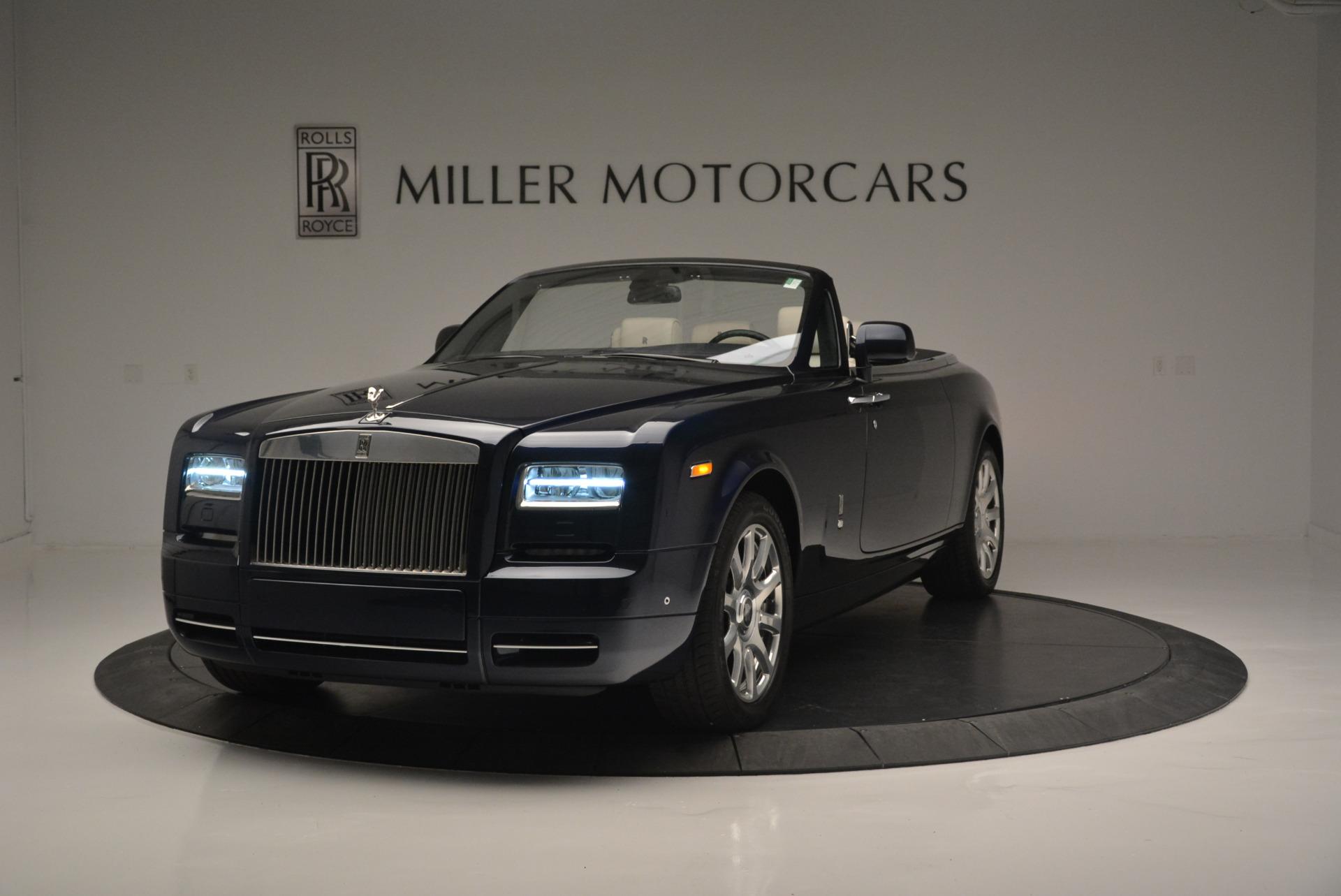 Used 2014 Rolls-Royce Phantom Drophead Coupe for sale Sold at Maserati of Westport in Westport CT 06880 1