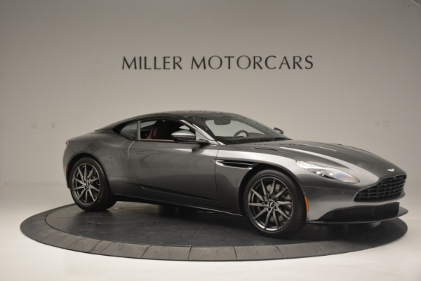 Used 2018 Aston Martin DB11 V12 for sale $167,990 at Maserati of Westport in Westport CT 06880 10