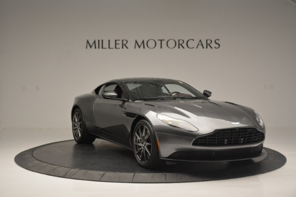 New 2018 Aston Martin DB11 V12 Coupe for sale Sold at Maserati of Westport in Westport CT 06880 11