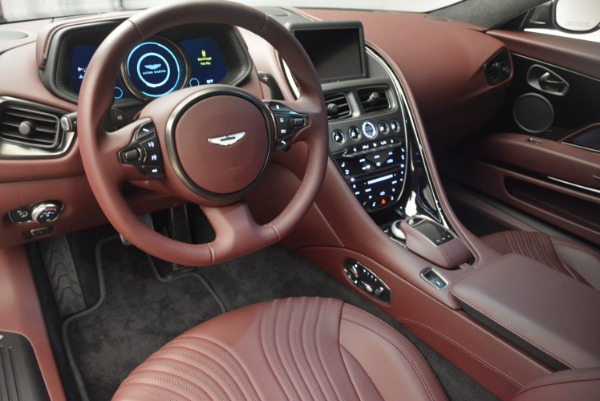 New 2018 Aston Martin DB11 V12 Coupe for sale Sold at Maserati of Westport in Westport CT 06880 14