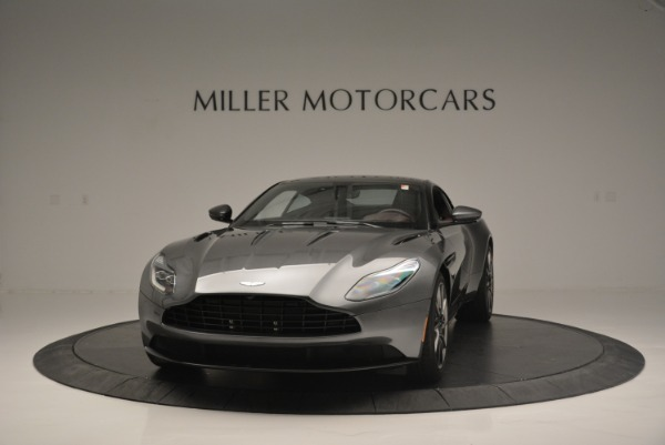 Used 2018 Aston Martin DB11 V12 for sale $167,990 at Maserati of Westport in Westport CT 06880 2