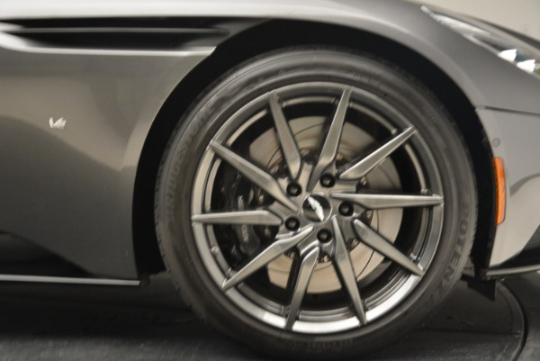 Used 2018 Aston Martin DB11 V12 for sale $167,990 at Maserati of Westport in Westport CT 06880 20