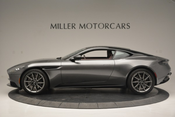 Used 2018 Aston Martin DB11 V12 for sale $167,990 at Maserati of Westport in Westport CT 06880 3