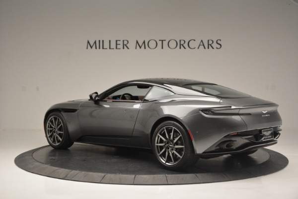 New 2018 Aston Martin DB11 V12 Coupe for sale Sold at Maserati of Westport in Westport CT 06880 4