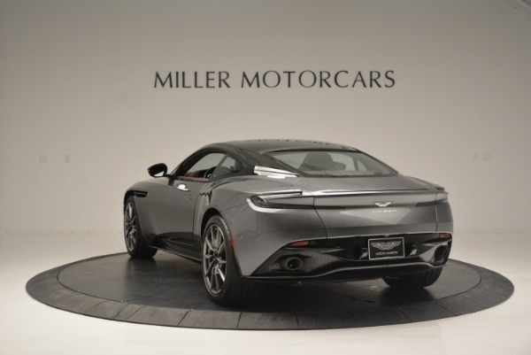 Used 2018 Aston Martin DB11 V12 for sale $167,990 at Maserati of Westport in Westport CT 06880 5