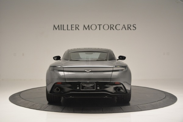 Used 2018 Aston Martin DB11 V12 for sale $167,990 at Maserati of Westport in Westport CT 06880 6