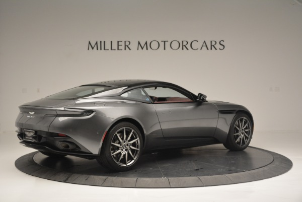 Used 2018 Aston Martin DB11 V12 for sale $167,990 at Maserati of Westport in Westport CT 06880 8