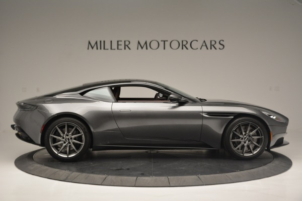 New 2018 Aston Martin DB11 V12 Coupe for sale Sold at Maserati of Westport in Westport CT 06880 9