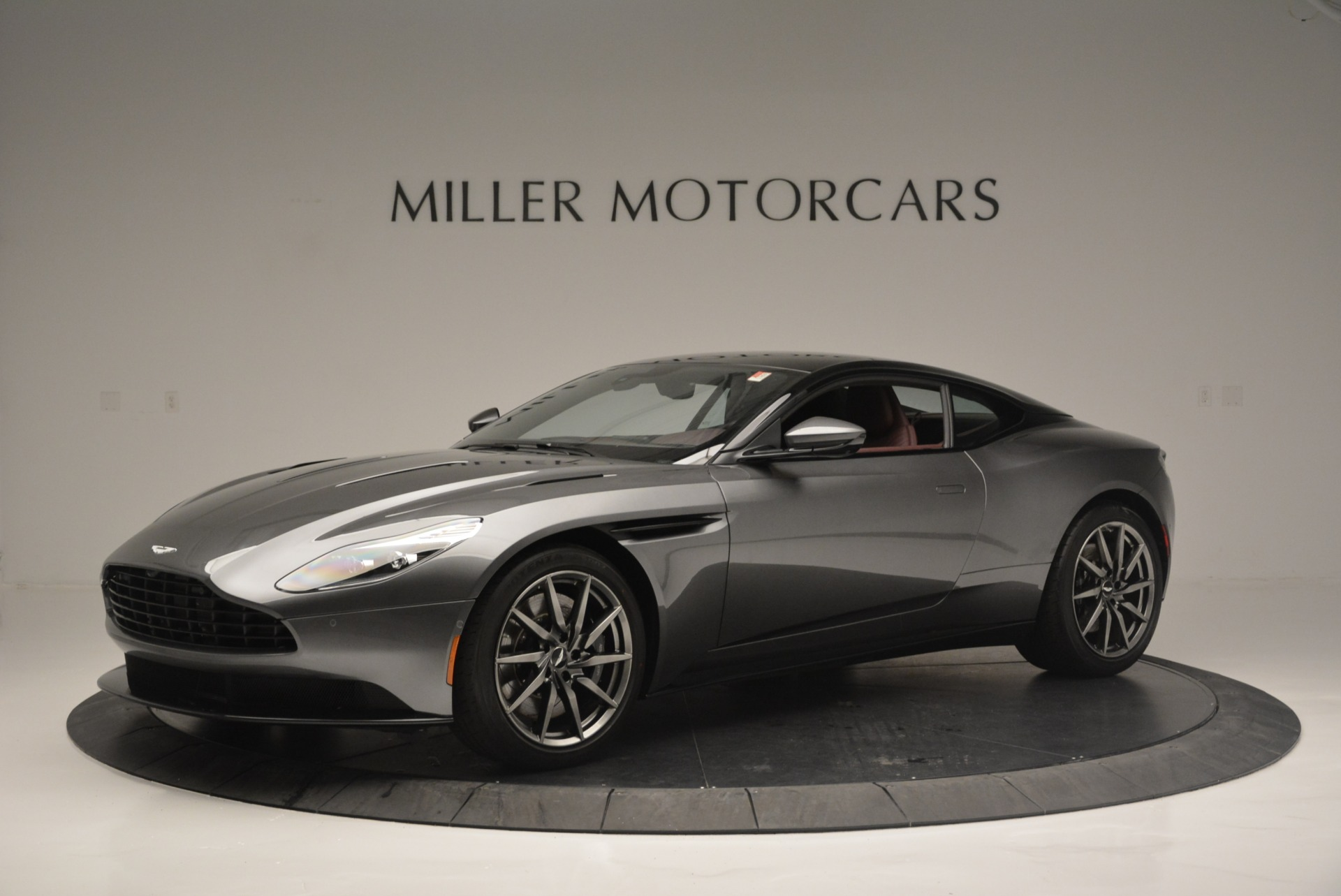 Used 2018 Aston Martin DB11 V12 for sale $167,990 at Maserati of Westport in Westport CT 06880 1