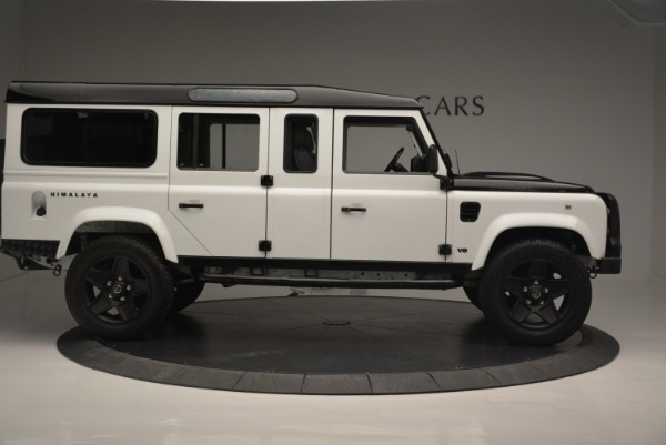 Used 1994 Land Rover Defender 130 Himalaya for sale Sold at Maserati of Westport in Westport CT 06880 10