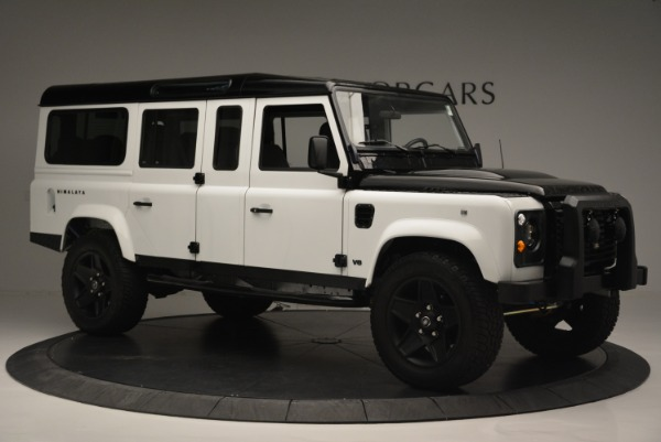 Used 1994 Land Rover Defender 130 Himalaya for sale Sold at Maserati of Westport in Westport CT 06880 11