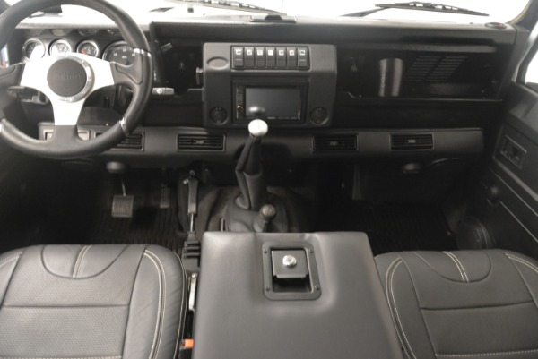 Used 1994 Land Rover Defender 130 Himalaya for sale Sold at Maserati of Westport in Westport CT 06880 15