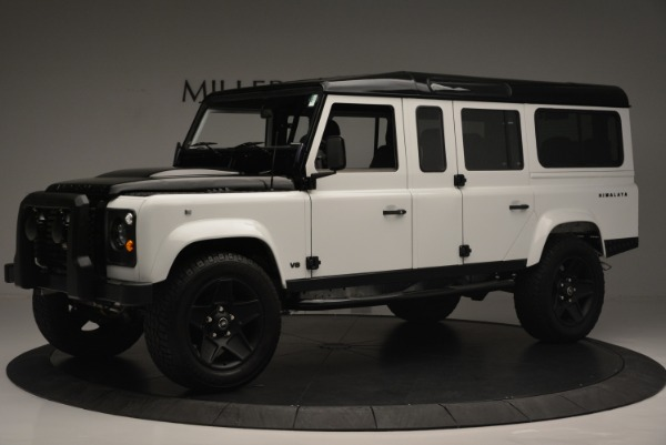 Used 1994 Land Rover Defender 130 Himalaya for sale Sold at Maserati of Westport in Westport CT 06880 2