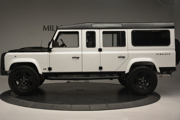 Used 1994 Land Rover Defender 130 Himalaya for sale Sold at Maserati of Westport in Westport CT 06880 3