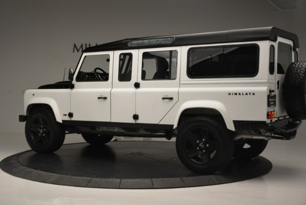 Used 1994 Land Rover Defender 130 Himalaya for sale Sold at Maserati of Westport in Westport CT 06880 4
