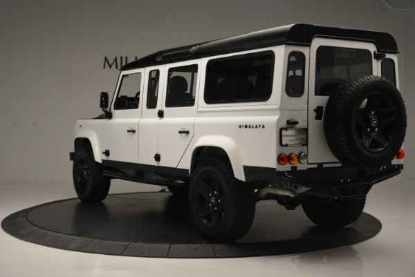 Used 1994 Land Rover Defender 130 Himalaya for sale Sold at Maserati of Westport in Westport CT 06880 5